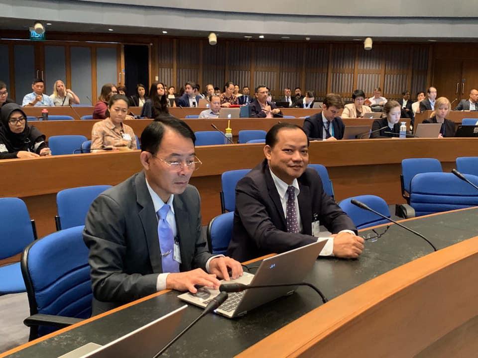 """សន្និសីទ ស្តីពីដំណោះស្រាយសមុទ្រ """"SEA of Solutions Conference"""""""